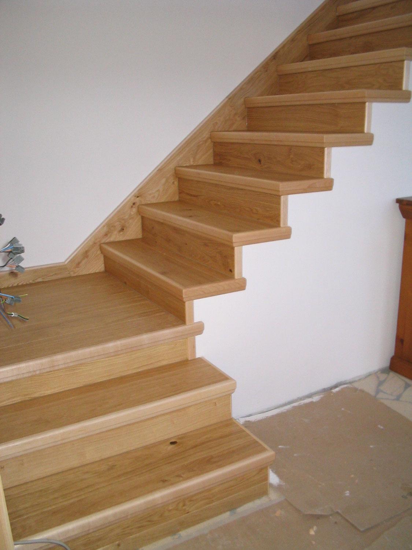 Fesselnde Wiehl Treppen Beste Wahl Treppenrenovierung In Eiche Massiv